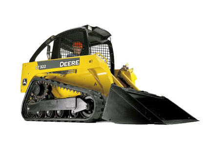 Deere CT322 Track Skid Steer