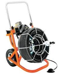 100' Electric Sewer Auger